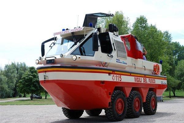 A Duffy egy árvíz esetén jó szolgálatot tehet.