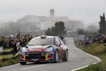 Loeb győzelmével zárult a Spanyol-rali