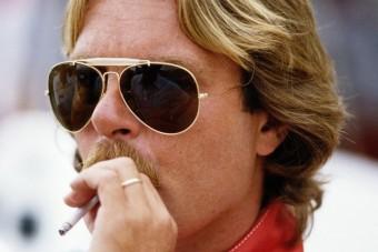 F1: Láncdohányos a pilóták között?