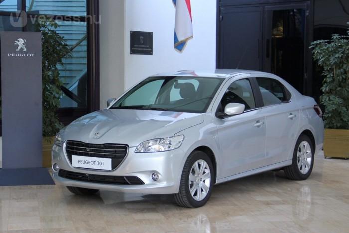 A 208-assal megegyező gyártási minőséget ígér a Peugeot. Hozzánk Spanyolországból érkezik az autó, de Kínában is gyártják majd.
