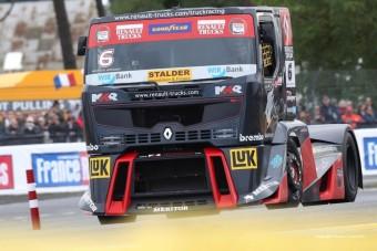 A Renault Trucks kettős győzelme