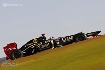 F1: Räikkönenék szponzora lett a Coca-Cola