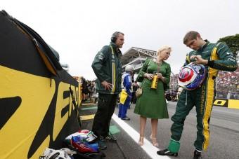 F1: A Caterham megnyerte a maga bajnokságát