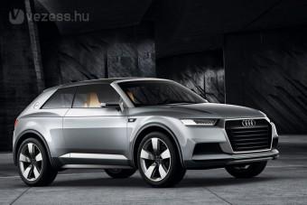 Audi terepjárót mindenkinek!