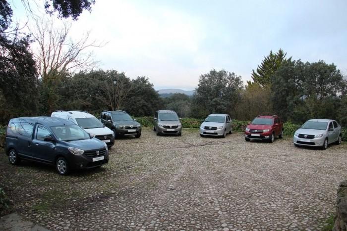 A teljes 2013-as Dacia-portfoliót kiállították az újságírók kamerái számára dél-Spanyolországban, a Logan, Sandero és Stepway bemutatóján. Szépek?