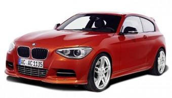Kis BMW 360 lóerővel