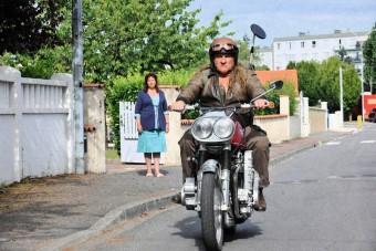 Ittasan motorozott a Depardieu