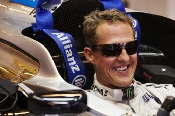F1: Schumacher pocakot ereszt