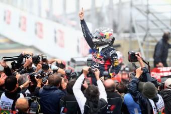 F1: Vettel még nem ért a csúcsra