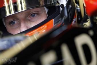 Hivatalos: Grosjean marad a Lotusnál