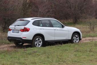 BMW X1 - Nem szebb, de jobb
