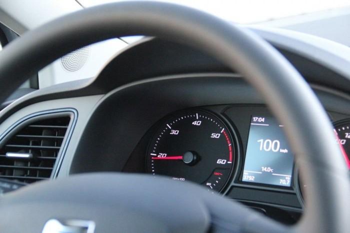 1.6 TDI, 105 lóerővel: ennyit forog ennyinél. A Seatban nem zajos a kis dízel