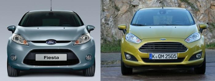 Jól láthatóak a változtatások, nem csak alibi-ráncfelvarrást hoztak össze a Ford tervezői