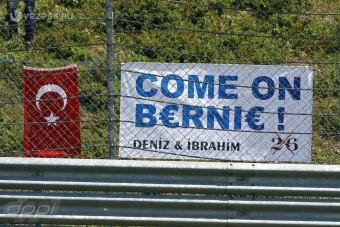 F1: Visszatér a Török Nagydíj?