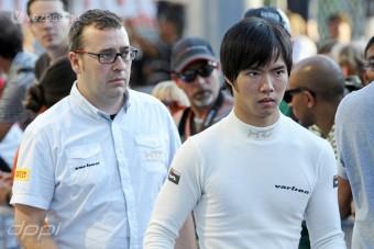 F1: Nem adja fel a kínai pilóta