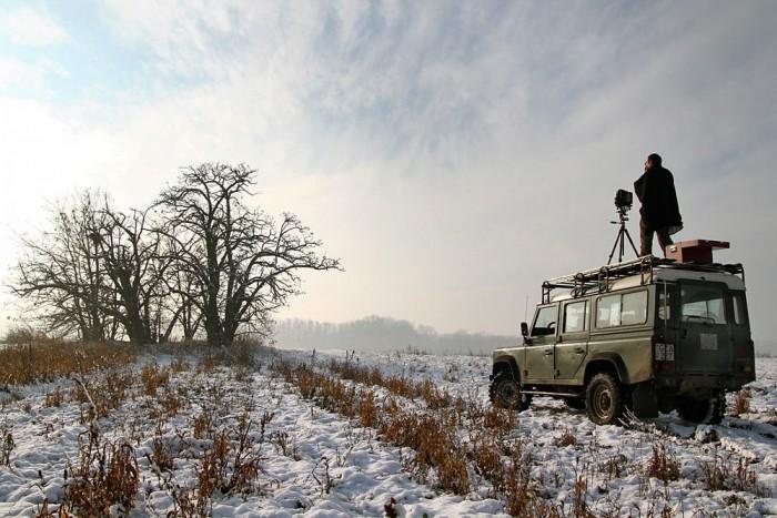 A Land Rover tető a megfázáson kívül szinte mindenre jó