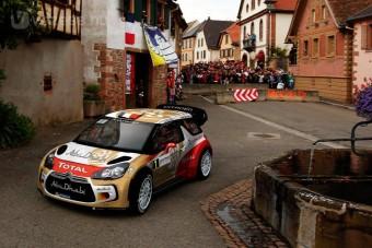 Átalakul a Citroën ralicsapata