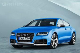 Érkezik az Audi RS7