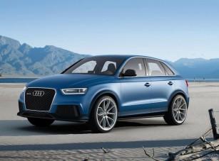 Szélvészgyors terepes az Auditól