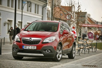 Mini terepjáró imitátor az Opeltől