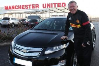 Alex Ferguson már Karácsonyozhat