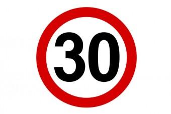 30 km/h korlátozást akarnak civilek