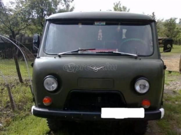 Oroszország anyácska nem szül olyan teherautót, amit ne lehetne egy lópokrócon generálozni.