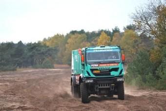Az Iveco is ott lesz a Dakaron
