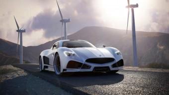 700 lóerős lehet a magyar sportautó