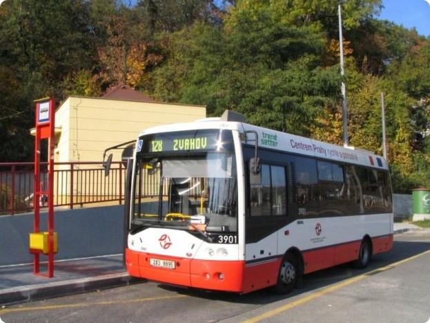 Prága korábban az E91-eseket részesítette előnyben a midibuszok terén