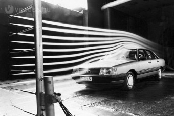 30 éves az Audi 100 C3