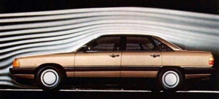 Kora legáramvonalasabb nagyszériás autója volt a C3-as 100
