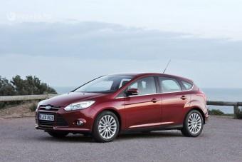 A Ford Focus a legkelendőbb