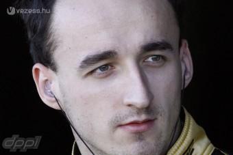 Kubica nem gondol a jövőre