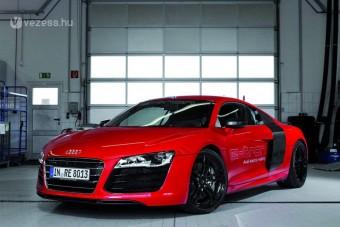 Mégsem lesz elektromos Audi R8