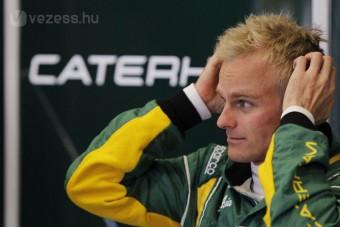 F1: Kovalainent meglepte a mellőzés