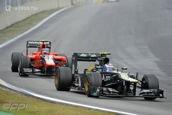 F1: Aranyat érhet Petrov tapasztalata