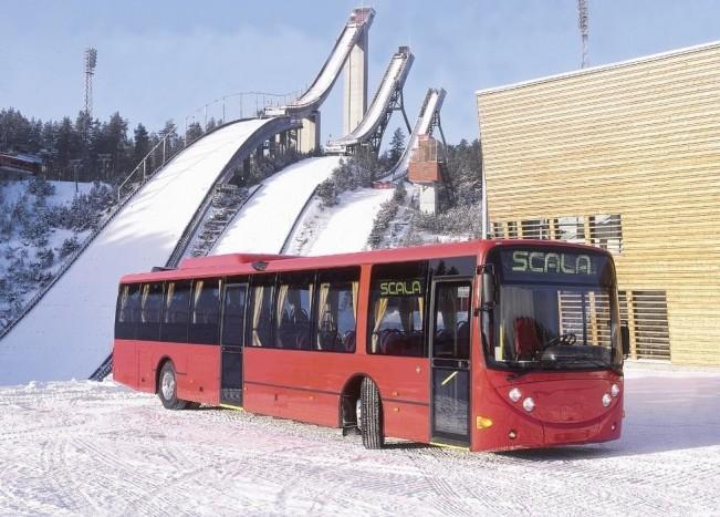 A Scala autóbuszokból több mint 900 darab készült eddig