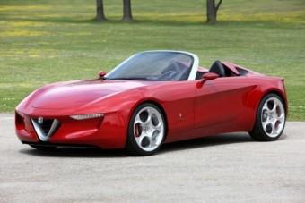 Valódi sportautókkal támad fel az Alfa Romeo?
