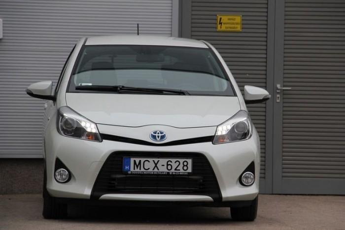 Toyota Yaris Hybrid: a legolcsóbb hibridautó a magyar piacon