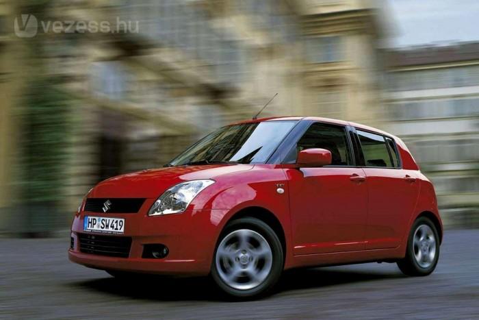 Sok családban van Suzuki, amiről van információjuk a fiataloknak
