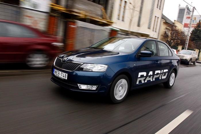 Jó autó a Škoda Rapid? Nem kérdés, de egyelőre nagy dilemma, vajon sikeres lesz-e. Házon belül veszélyes az Octáviára, viszont a konkurenciával összevetve az ára nem tűnik versenyképesnek.