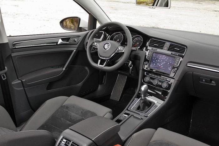 Nyugodtan képzelhetnénk négy karikát is a VW embléma helyére