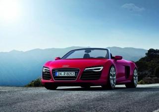 Februárban érkezk az új Audi R8
