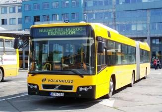 Új buszokat vásárol a Volánbusz