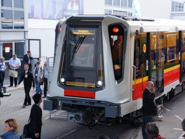 A lengyel kettes metró vonalán Siemens Inspirók közlekednek majd