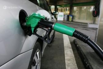 Ismét emelkedik a benzin ára