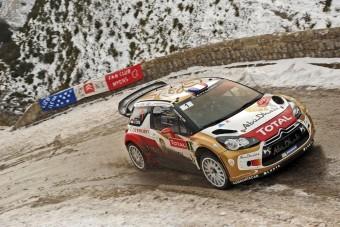 Loeb nyerte a Monte-Carlo-ralit