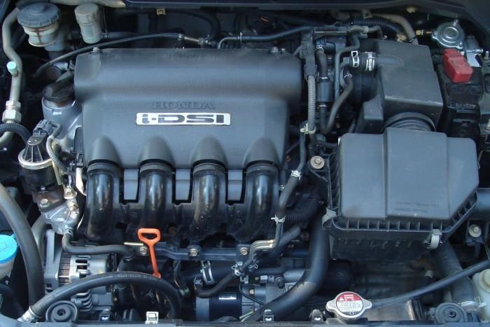 Defektes Honda-motor: ritka, mint a fehér holló