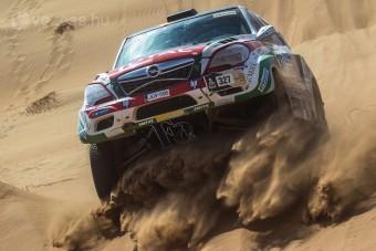 Szalay Dakar-legjei